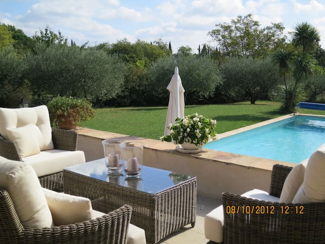 Lovely villa with heated pool - Salernes - Villa