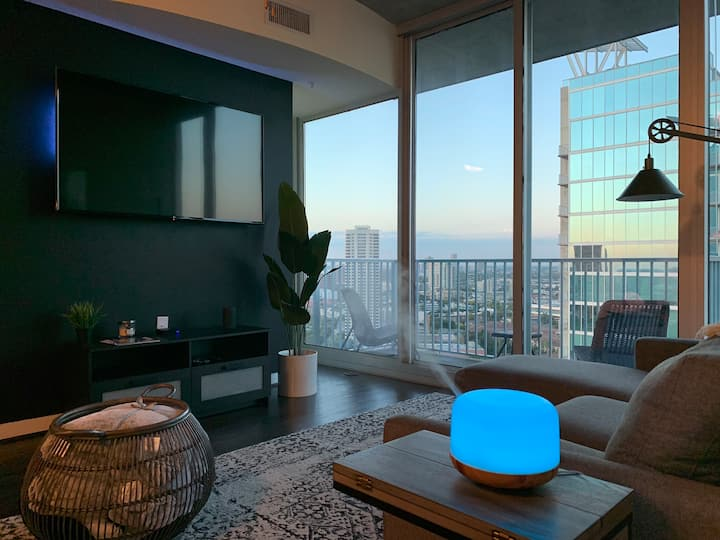Luxe High Rise| Med Center, Downtown, NRG