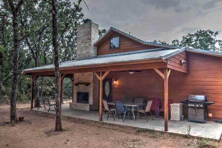 Trinity Trails: Cedar Springs Cabin