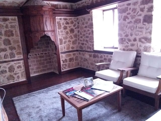 New flat in historic house in old town Antalya
