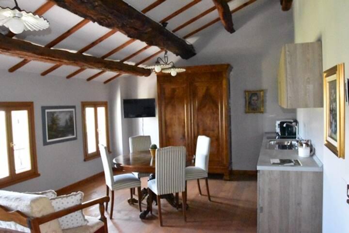 'Dall'Angelo' appartamento presso Antica Rinaldo