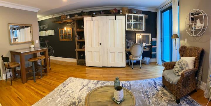 Spacious Luxury Condo-1 bedroom, NYC