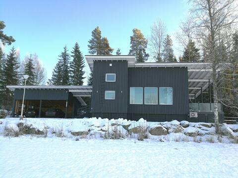 Villa Salmi, Jämsä,10 km Himokselta