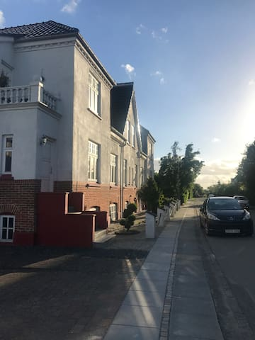 Cosy appartment in Aarhus (close to city center)