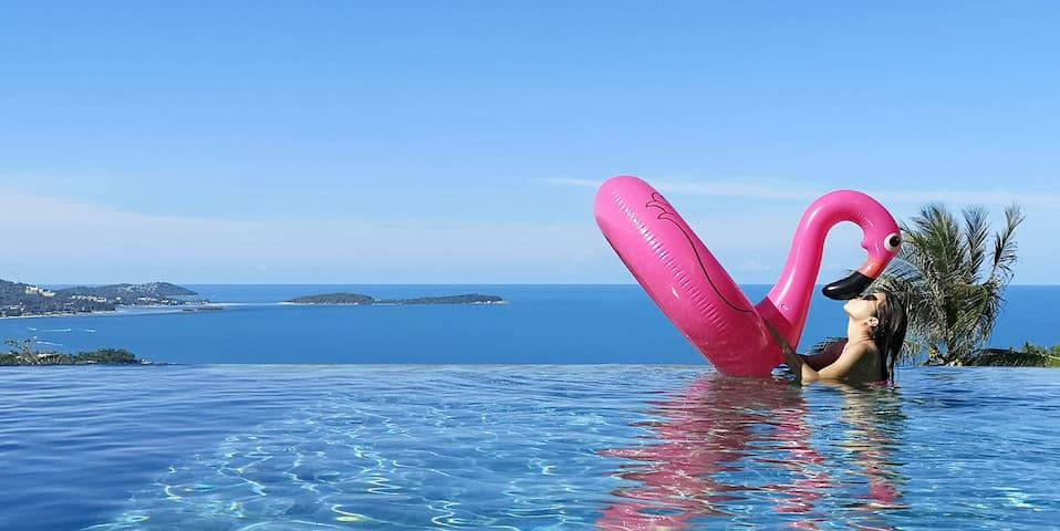 Villa Lily 3 Bedrooms Sea Views & Private Pool