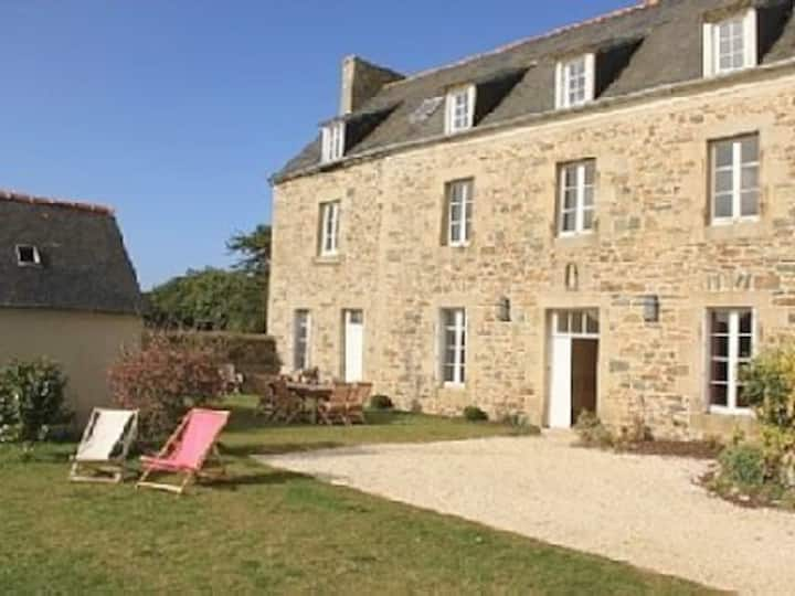 Beautiful family home in Brittany