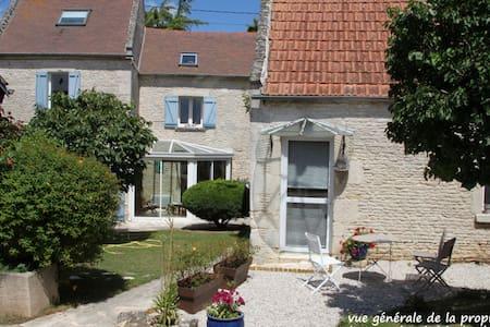 Chambre d'Hôtes/gîte dans maison indépendante - Périers-sur-le-Dan