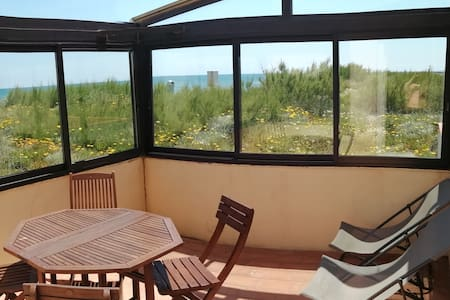Studio avec terrasse de 10m² vue mer à 180°