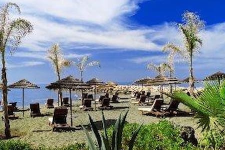 Cosy flat on Mediterranean beach - Agios Tychon - Apartment - 1
