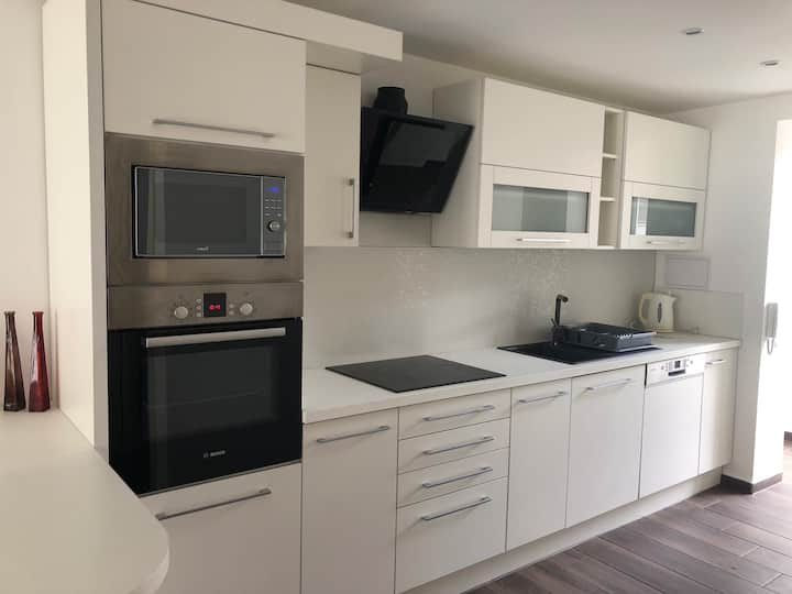 City center apt ,fully renovated