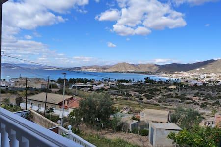 Vue exceptionnelle sur la baie de La Azohia - Cartagena