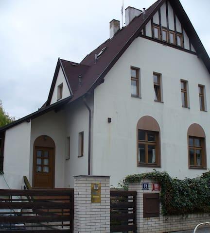 Отдельная комната с удобствами в ви - Prague - Villa
