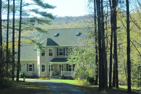 Quiet country mother in law suite - Rohrersville - Casa