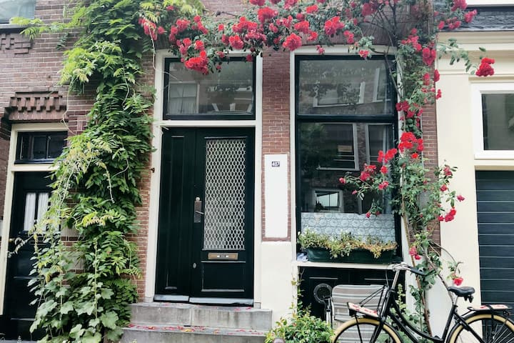 Amsterdam Central - Large Room & balcony
