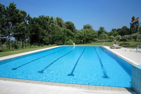 Garden pool villa, WOW corner room - Lonato del Garda - Bed & Breakfast