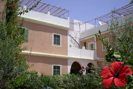 Riad Dar jeeling : Garden of senses - Tiznit - Villa