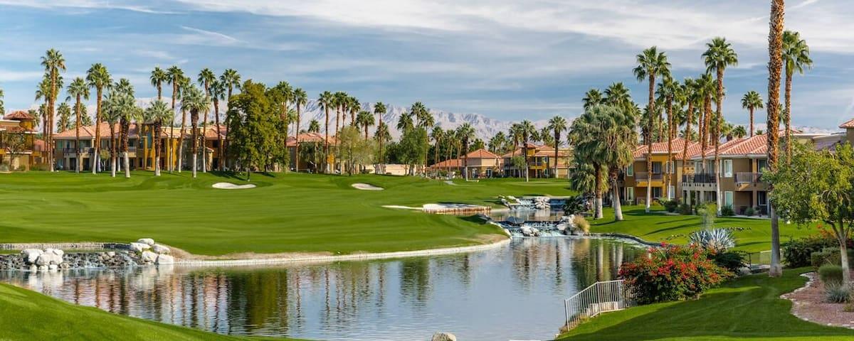 Marriott's Desert Springs Villas 1 for COACHELLA!