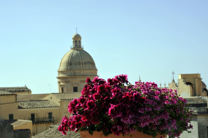 """holiday home """"Terrace of Noto"""" - Noto"""