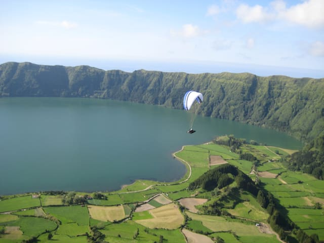 Lake Cottage - 7 cidades lagoon - Ponta Delgada - House