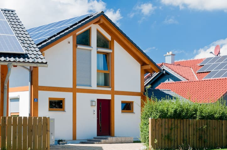 Countryside Flat Aying Munich S7 - Aying - Lejlighed