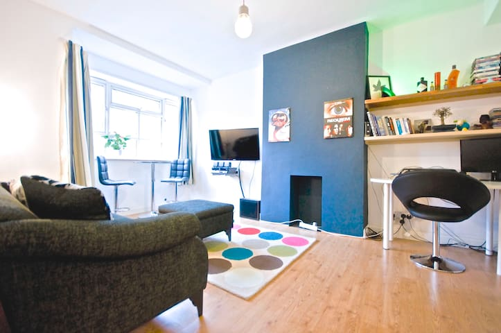 Zone 1 / central London by Thames - Londyn - Apartament