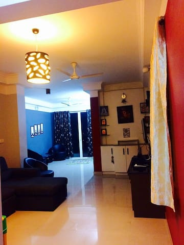 Premium Luxury Deluxe 2BHK Apartment