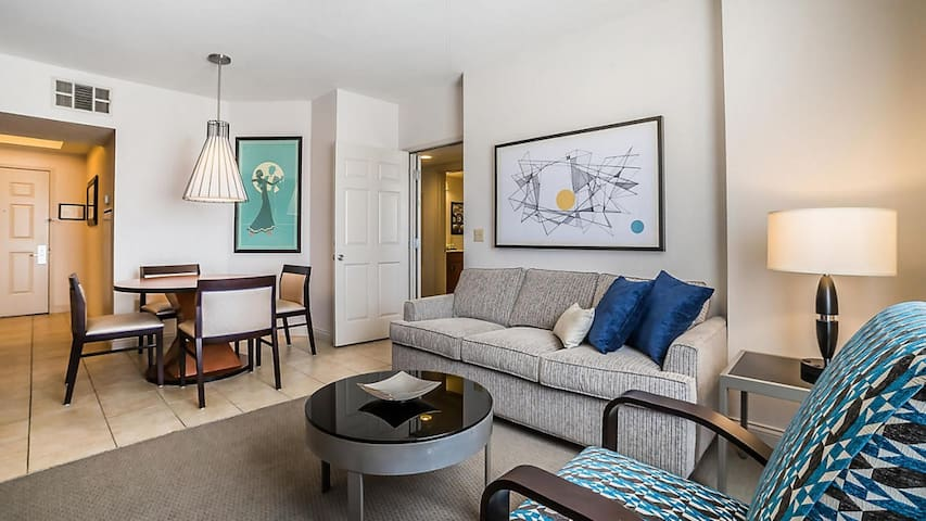 One Bedroom Deluxe Condo, Las Vegas (A676)