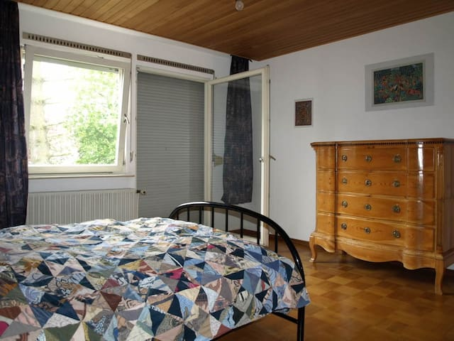 Guest rooms, 10 Min. south to Hamburg - Hamburg - Casa