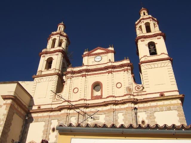 Stairway To Heaven - Olvera - Casa