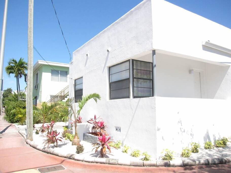 Single standing building - like a home