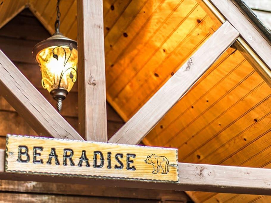Welcome to Bearadise Retreat