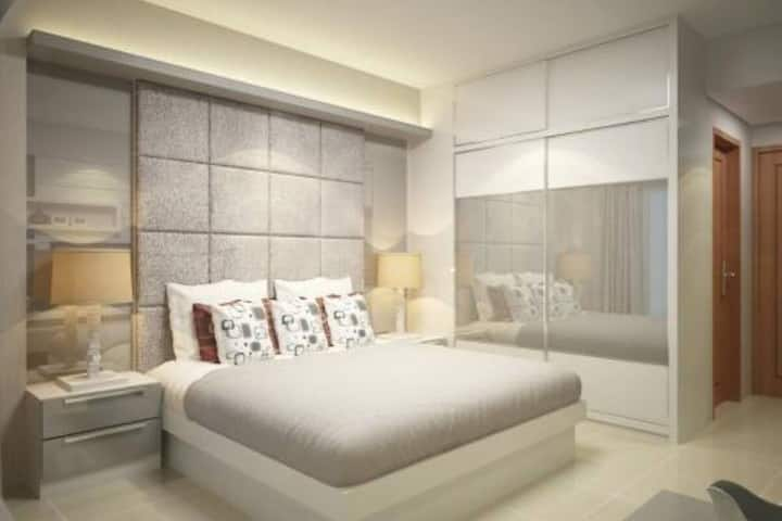 Beautiful Comfy 1BR @ Tanglin Mansion Supermall
