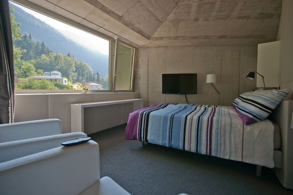 the room with view to the rigi