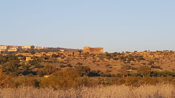 Casa Argonauti nel cuore del Parco