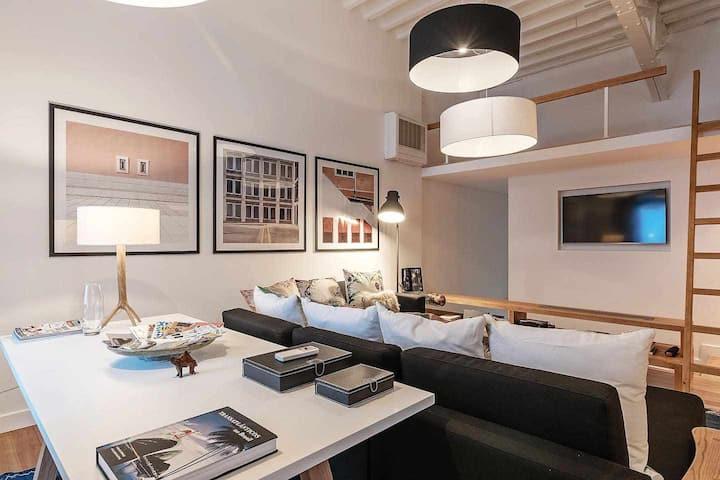 Bairro Alto stylish and luxury design apartment