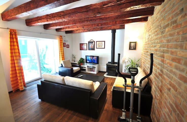 Authentic Dalmatian stone house - Kožino - Casa