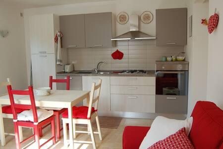 Appartamento nel verde vicino Trento