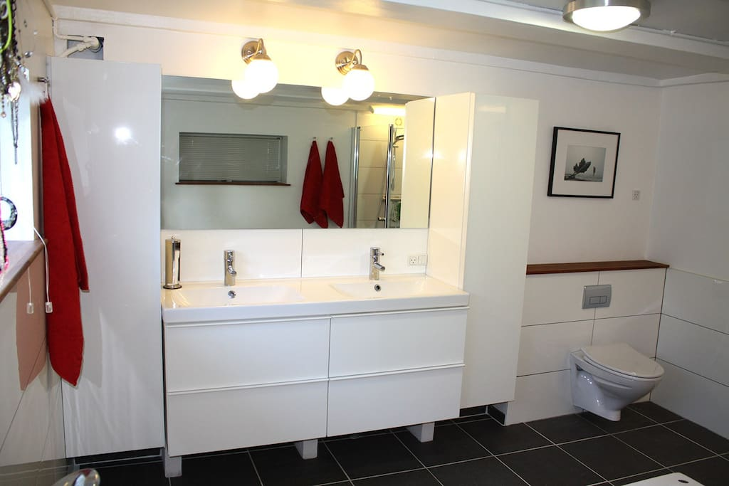 The master bathroom :-)