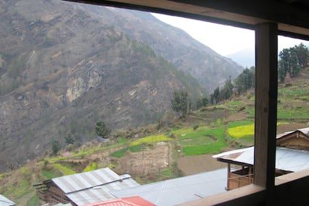 Har Ki Dun Trek base Dev's Himalayan House
