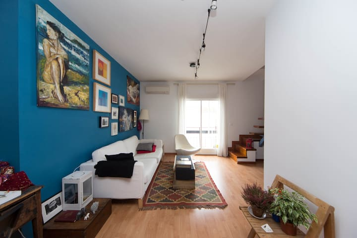 Lovely Room in the center of Madrid - Madrid - Apartamento