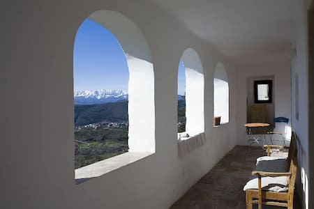 Historical Mansion Gran Sasso Park