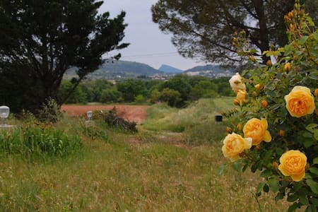 Small farmhouse in the Languedoc - Rumah