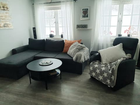 Big room with tv for longer or shorter rent