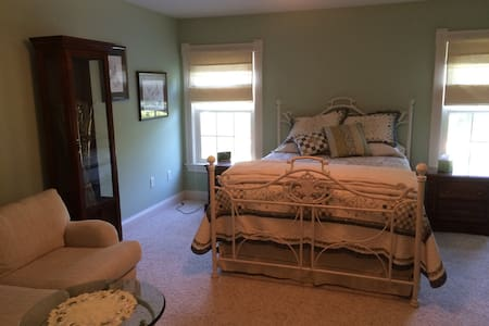 Holiday Stables Bed n Breakfast Shane's Room - Harwood - Bed & Breakfast