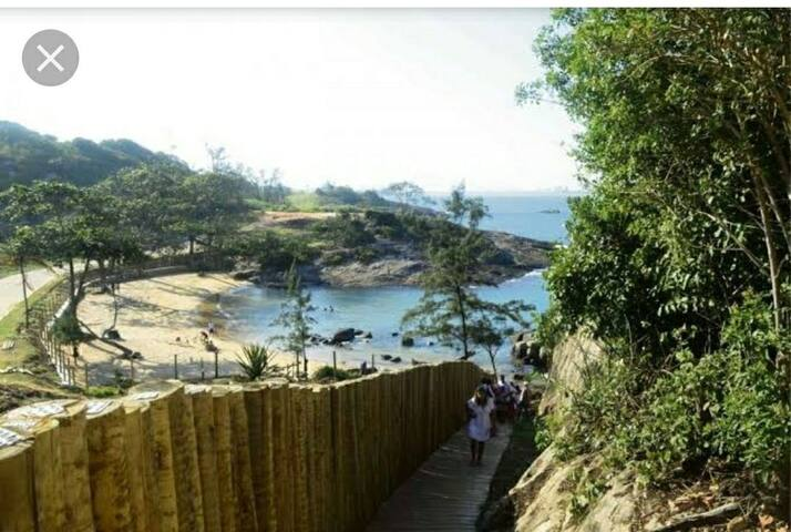 Loft p/temporada Vila Velha à 10 minuto da Praia