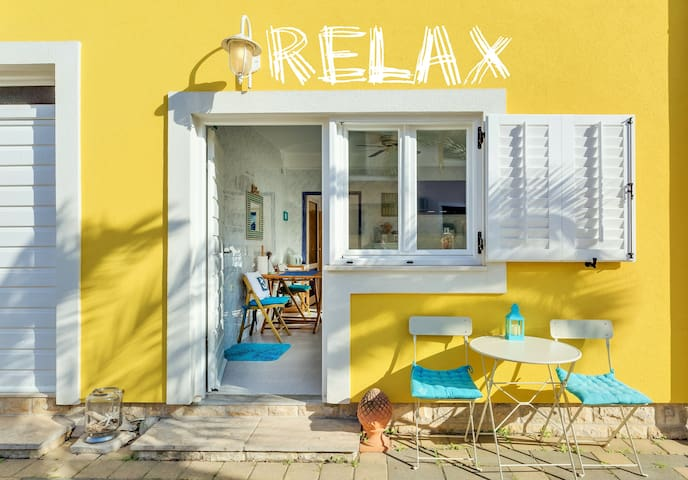 RELAX #free parking #free bikes #good vibes