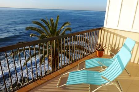 Barcelona @ the Mediterranean Sea - Sant andreu de llavaneres
