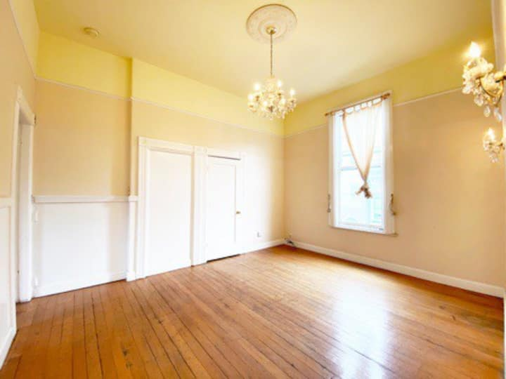 Beautiful Noe Valley Victorian Home Apartment