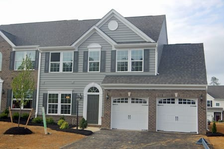 Villa Home I in quiet neighborhood - Mechanicsville - Hus