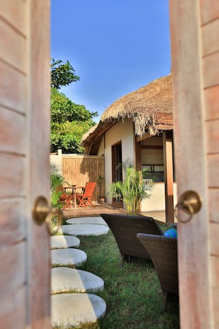 1 bed room villa with private pool